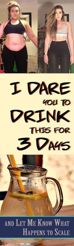 This dare challenge is for all those who think that they cannot lose weight by drinking cleansing water having all natural ingredients. The dare is very simple and straight forward.