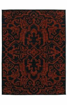 "Mirabella Black 31500 by Shaw Rugs. $109.00. 1' 8"" x 6'. Mirabella Black 31500"