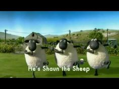 ▶ Shaun The Sheep - Life's A Treat (Original Version) - YouTube