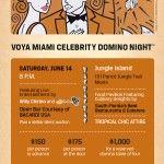 Amigos For Kids 2014 Voya Miami Celebrity Domino Night: http://www.soflanights.com/?p=107199