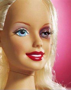 MMA Barbie