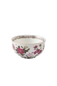 Persia Garden Soup Bowl (Set Of 4)