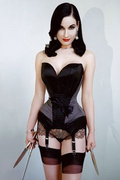 Dita Von Teese Fabric Cloth Poster Print Art Home Decor Sexy Burlesque Lingerie | eBay