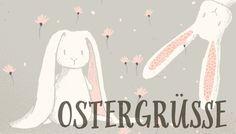 ROOMBEEZ » Verschickt süße und lustige Ostergrüße  Die schönsten Ostergrüße als Text & kostenlose Osterkarten ✓ Einfach runterladen & verschicken ✓