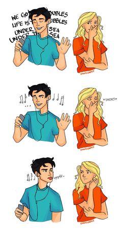 This is so cute....PERCABETH!!!!:D