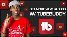 How to Grow a YouTube Channel Using Tubebuddy. Getting More YouTube Views and Subscribers can be challenging. Here are 5 Ways to Use Tubebuddy to Get More Views and Subscribers!  http://ift.tt/1VvK04i  GETTING MORE VIEWS & SUBSCRIBERS WITH TUBEBUDDY Using Tubebuddy you can get more views for your YouTube videos which will get your more subscribers on YouTube by utilizing the Tag Explorer and checking that against the Search Rankings Tool.   This is one of the most powerful features in…