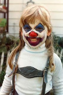 Ladies and Gentlemen: Miss Joan Wayne Gacy. Quite possibly the most horrifying thing I've ever seen.
