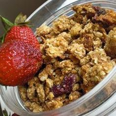Breakfast And Brunch, Ultimate Irresistible Granola, This Is The Best Granola Out There. Walnuts, Pecans, Coconut, Sesame Seeds And Honey Are Just A Few Of The Delectable Ingredients That Make This The Most Delicious And Nutty Granola Out There, You Won'T Be Disappointed!