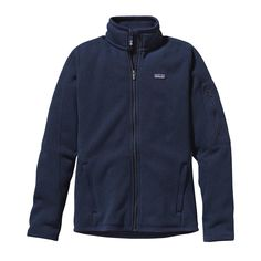Patagonia Women's Better Sweater Jacket - Warm polyester fleece meets your favorite sweater in the Better Sweater Jacket.