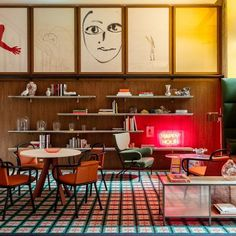 with locations in new york, mexico city, madrid and istanbul, spanish hotel chain room mate has opened its newest branch in the heart of milan designed by patricia urquiola. set within a classical..
