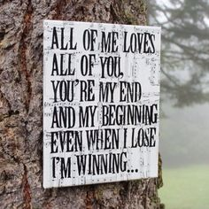 "John Legend ""All Of Me"" Lyrics"