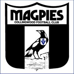 Emblem from 1980 Collingwood Football Club, Australian Football, Football Players, Football Cakes, Branding Design, Logos, Machine Quilting, Machine Embroidery, Childhood Memories