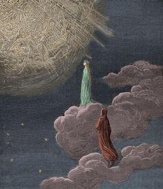 Paradiso, Canto XIV, Gustave Dore