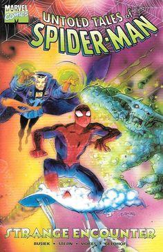 Untold Tales of Spider-Man: Strange Encounter # 1 Marvel Comics One-Shot (1998)