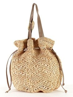 Crochet Bags That Aren't Just For Hipsters (PHOTOS)