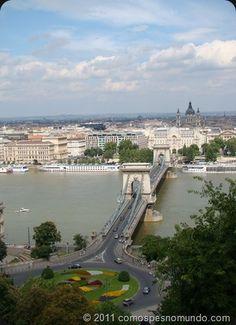 Budapeste - Hungria  www.comospesnomundo.com