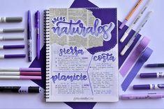 Bullet Journal School, Bullet Journal Aesthetic, Bullet Journal Notebook, Bullet Journal Ideas Pages, Bullet Journal Inspiration, Cute Notes, Pretty Notes, School Organization Notes, School Notebooks