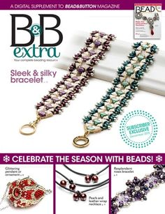 December 2015 B&B Extra.  Find more projects on BeadAndButton.com