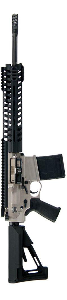 POF-USA rifle in 7.62x51 / .308 WIN.