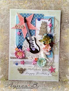 Birthdays card...