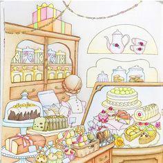 Eriy's Romantic Country - Bakery