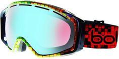 Bolle Gravity Snow Goggles (Modulator Vermillon Blue Lens/Black Mosaic Frame) by Bolle. $100.79. ###############################################################################################################################################################################################################################################################
