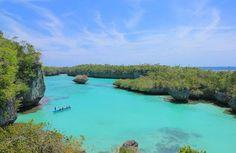 PERGIPEDIA  - Pulau Bair, Mutiara Indah Yang Tersembunyi Di Maluku . Mungkin bagi sebagian orang ...