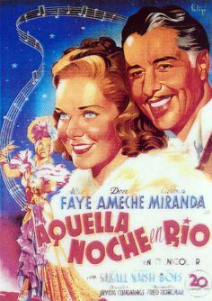 """""""That Night in Rio"""" (1941)"""