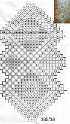Best 10 My home remodeling and design solutions (Pattern) – Crochet Filet – SkillOfKing. Crochet Table Runner Pattern, Crochet Doily Diagram, Filet Crochet Charts, Crochet Tablecloth, Crochet Motif, Crochet Doilies, Crochet Stitches, Crochet Home, Diy Crochet