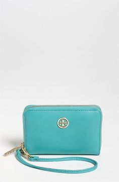 Tory Burch 'Robinson' Smart Phone Wallet available at #Nordstrom