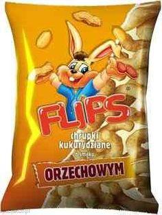 FLIPSY kuk. orzechowe 80g opak.6 | spozywczo.pl Chrupki kukurydziane o smaku orzechowym dostępne na: http://www.spozywczo.pl/hurtownia-slodyczy