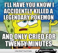 Killing a legendary