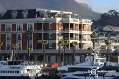 Cape Grace Billboard, Cape, Multi Story Building, Mansions, House Styles, Home Decor, Mantle, Mansion Houses, Cabo