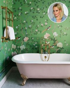 Inside the bathrooms of Kate Moss, Poppy Delevingne, Ben Fogle and Pearl Lowe and