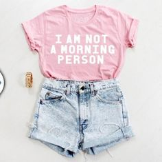 """Item Type: T-Shirt Material: Cotton Sleeve Length: Short Sleeve Sleeve Style: Standard Collar: Round Neck Pattern: Letter Style: Fashion Color: Pink Size: XS (US size) Bust: 31-33"""", Waist: 23-25"""", Hip"""