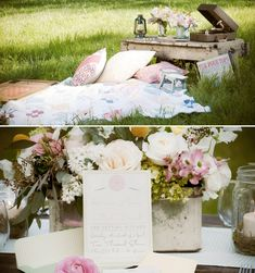 Love this! (Sep 7 - Pretty + Playful: A Vintage-Style 1940s Inspired Wedding Theme)