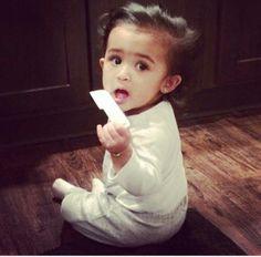 Royalty Brown Chris Brown daughter royalty beautiful little girl