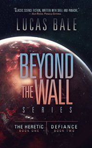 Beyond The Wall Series by Lucas Bale ebook deal