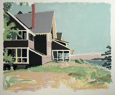 Porter's House, Great Spruce Head Island
