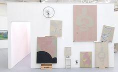 Yelena Popova, Installation, mixed media, Royal College of Art, 2012