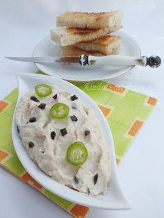 Aleda konyhája: Babos sajtkrém Vegetarian Recipes, Pancakes, Breakfast, Food, Morning Coffee, Vegetarische Rezepte, Eten, Meals, Pancake