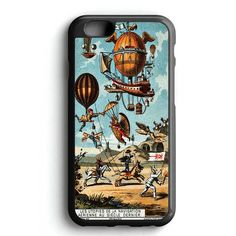 Vintage Air Balloon iPhone 7 Case