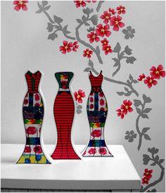 Artigos para uma decoração moderna? Você encontra aqui na Adoro Presentes, confira! #patriciamaranhao #decorar #chic #moderno