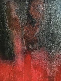 Red Living 04 2017 2017 90x90x4 cm Malerei Acryl