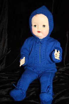 1950s EFFANBEE Lambkin Baby Doll reborn
