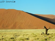 #Namibia #Africa #Dunes #Sossuvlei #Deadvlei #travel #honeymoon