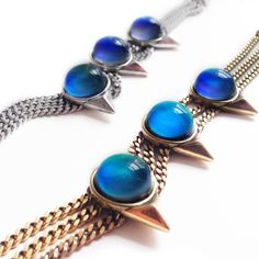 I would add these bracelets to dress up any casual outfit!