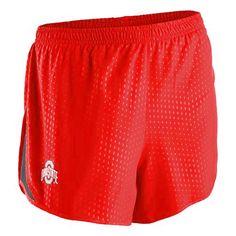 Ohio State Buckeyes Nike Women's Stadium Mod Tempo Performance Shorts - Scarlet - $29.99
