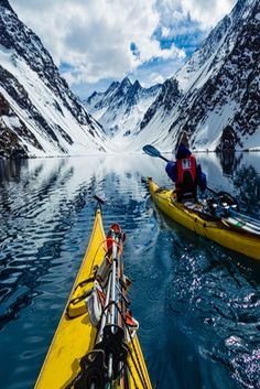 Travel: Laguna de Incas in Portillo, Chile