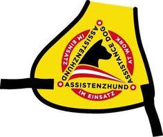 Ein Logo für Assistenzhunde
